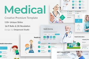 Better Medical Clinic Powerpoint