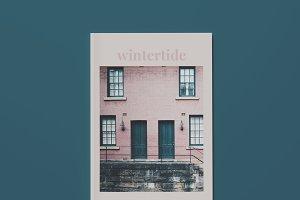 Magazine / Portfolio Template