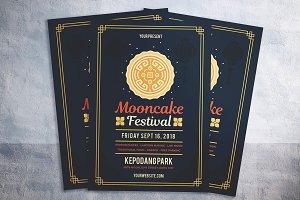Mooncake Festival Flyer