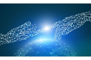 Concept of global network or