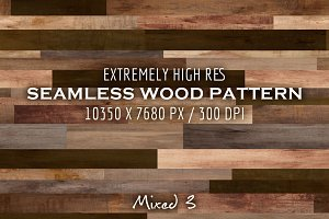 Extremely HR seamless wood pattern L