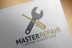 Master Repair Logo