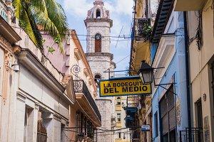 Cuba La Bodeguita del Medio bar