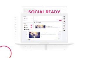 Elisyam - Admin Dashboard Template
