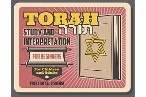Jewish religious school and Torah