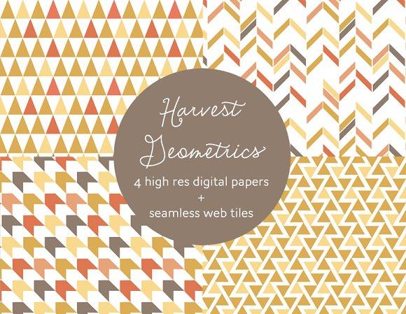 Harvest Geometrics