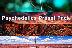Psychedelics - Lightroom Presets