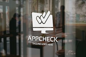 Application Check Logo