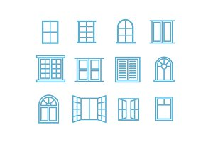 15 Window Icons