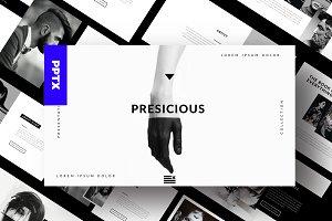 Presicious - Powerpoint