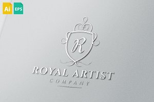 Royal Artist Logo
