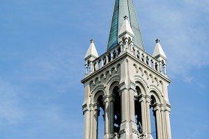 church tower bern