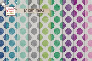 Be Kind {dots}