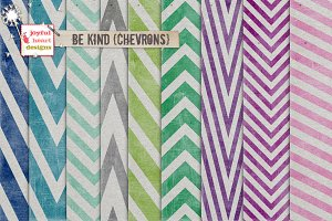 Be Kind {chevrons}