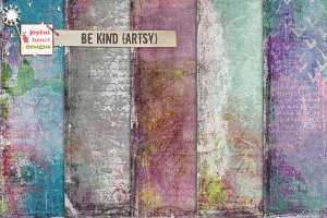 Be Kind {artsy}