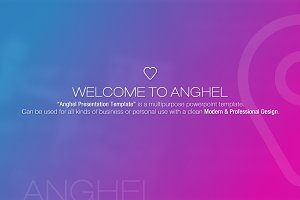 Anghel Powerpoint Presentation