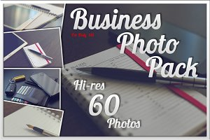 BUSINESS PHOTO PACK