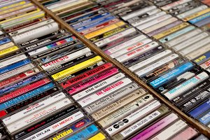Cassette Tapes Collection
