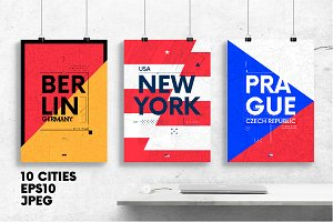 Poster | cities