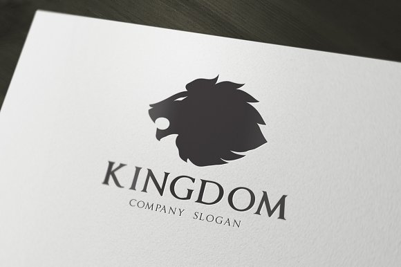 Kingdom Logo in Templates