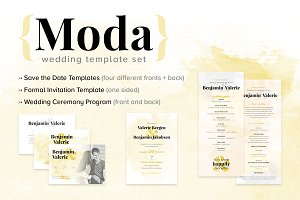 Moda - Wedding Collection