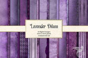 Lavender Dream Textures