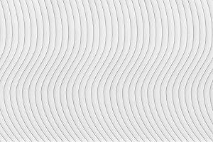 White striped. Wavy shape, optical i