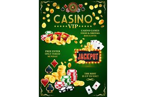 VIP casino jackpot gambling club