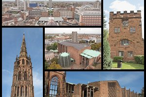 Coventry landmarks set