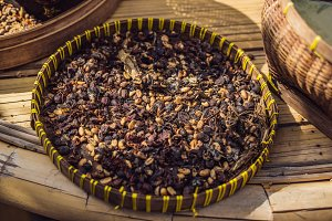 Kopi luwak or civet coffee, Coffee