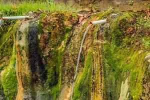Belulang Hot Springs in Bali