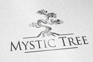 Mystic Tree logo