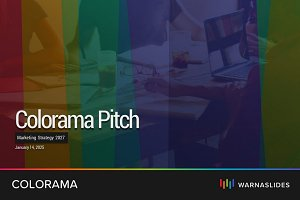 Colorama PowerPoint Template