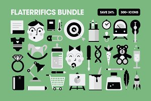 Flaterrifics - Bundle