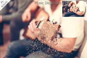 Music Dispersion - Ps Action