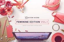 Feminine Ed. Vol. 1 - Custom Scene
