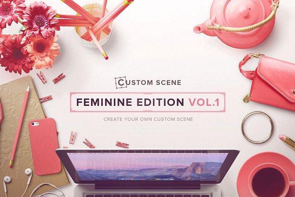 Download Feminine Ed. Vol. 1 - Custom Scene