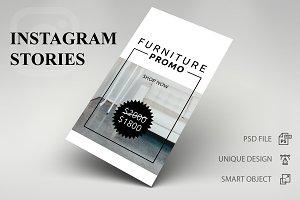 Instagram Stories - Furniture