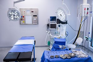 Equipment, tools and medical devices