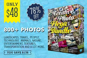 SAVE $176 Creative Photo MEGA Bundle