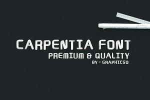 Carpentia Font