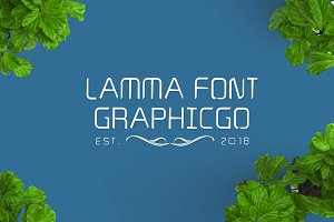 Lamma Font