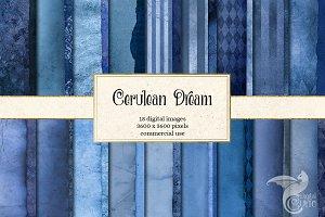 Cerulean Dream Textures