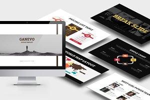 Ganevo : Creative Studio Keynote