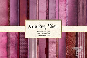 Elderberry Dream Textures