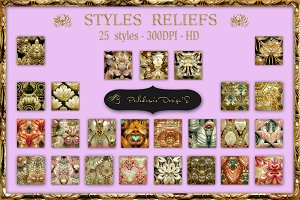 Styles Relief