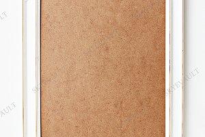 Craft Paper Flat Lay