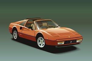 Ferrari GTS Turbo 76
