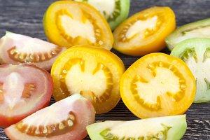 tomato sliced
