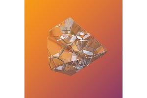 Amazing colorful Diamond Quartz